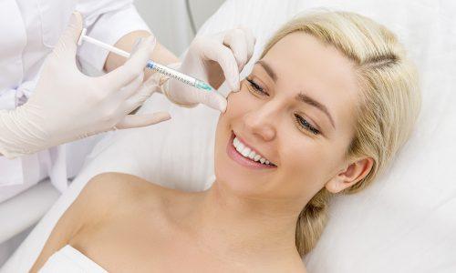 chirurgie de visage femme