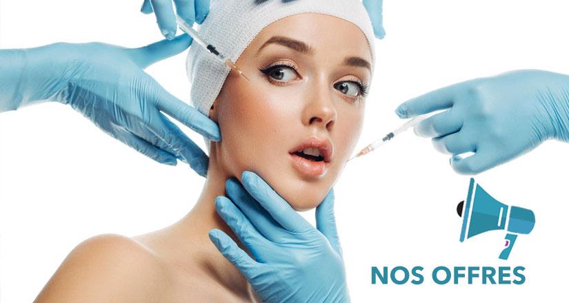 Tarifs chirurgie esthétique en TunisieNos incluent des prix de chirurgie esthétique en All Inclusive