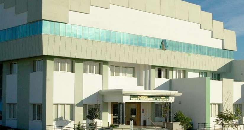 Clinique de chirurgie esthétique en Tunisie Clinique La soukra